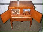 Brunswick 1680 End Table Radio