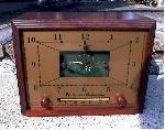 Bendix 753M Clock/Radio (1953)