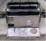 Zenith Trans-Oceanic 3000 (1964)