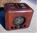 Zenith 5-S-126 Cube (1937)