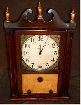 "Philco 551 ""Colonial Clock"" (1932)"