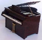 General Television Grand Piano