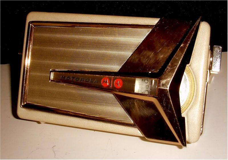 "Motorola 7X24W ""Jet Wing"" (1958)"