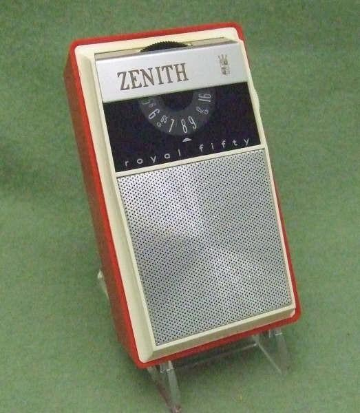 Zenith Royal 50 Model L (1962)