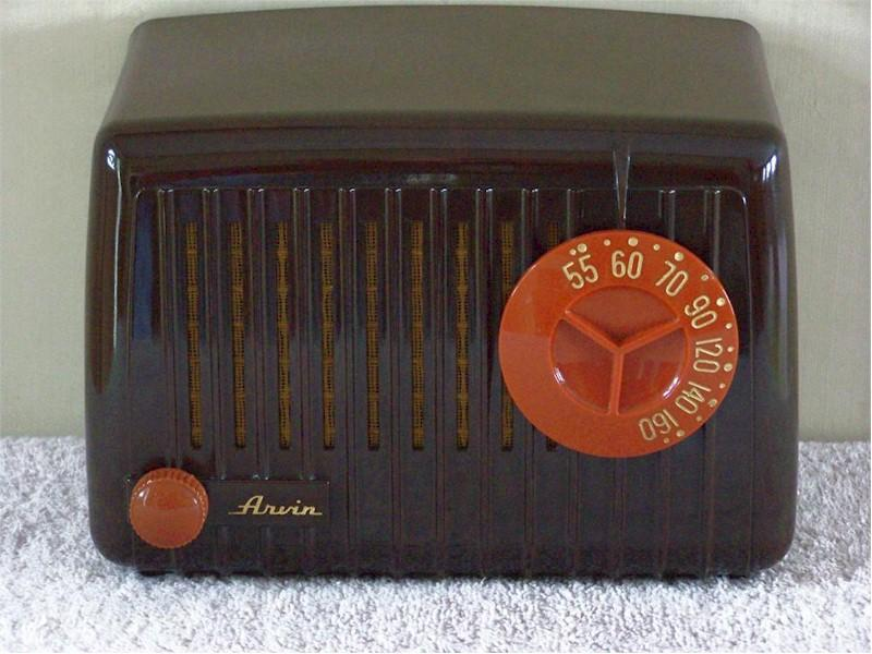 Arvin 254T (1949)