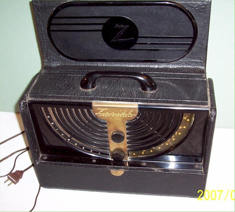 Zenith 6G001Y (1946)