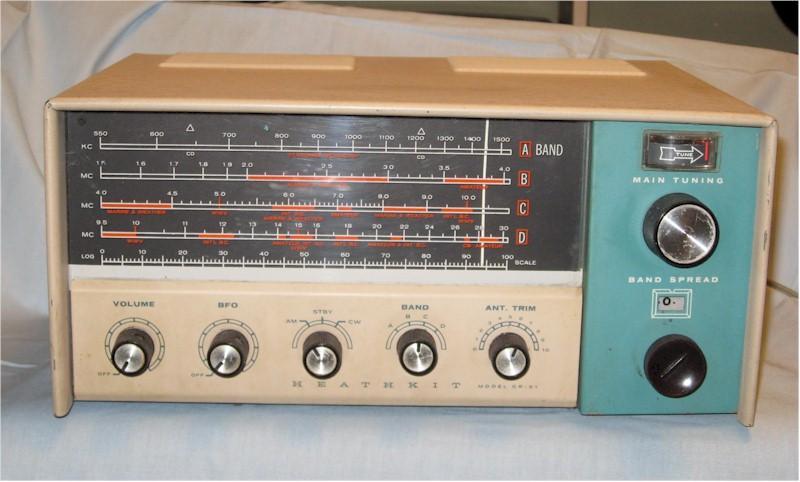Heathkit GR-91