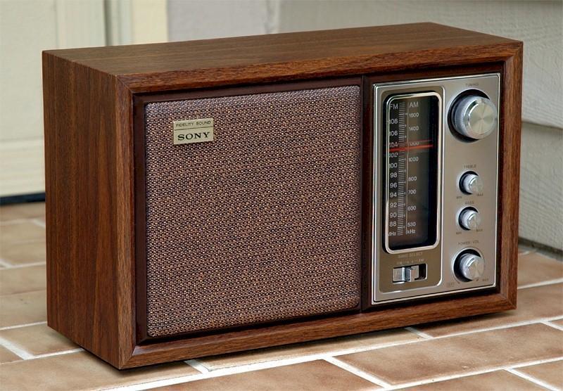 Sony ICF-9650W (1978)
