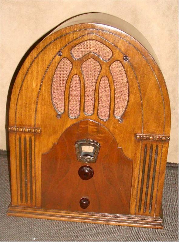 U S Radio 24 Cathedral (1933)