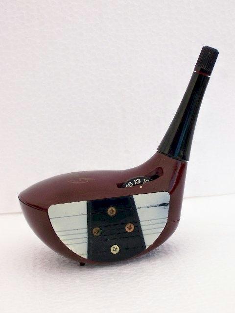 Golf Club Transistor Radio