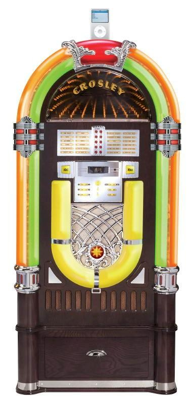 Crosley CR1201A Jukebox