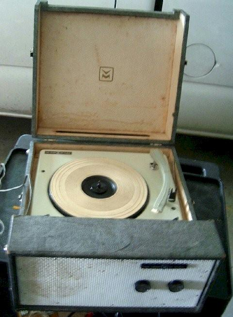 Voice of Music 208 Record Player