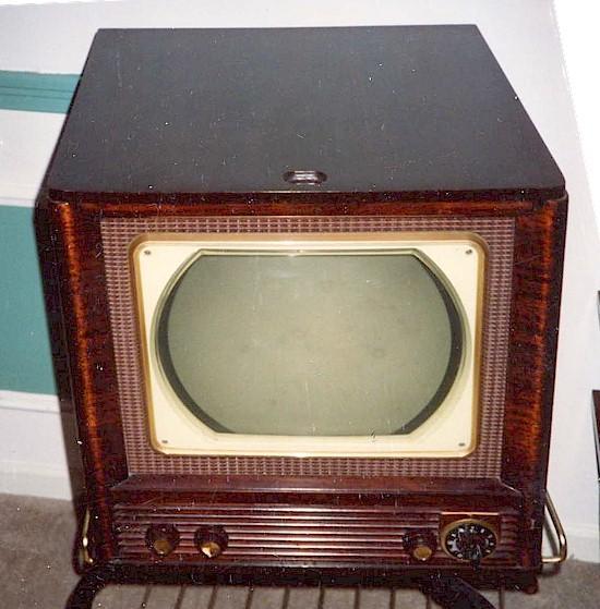 Philco 50T-1404 Television (1950)