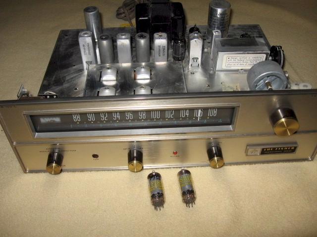 Fisher FM-100-C FM Multiplex Tuner