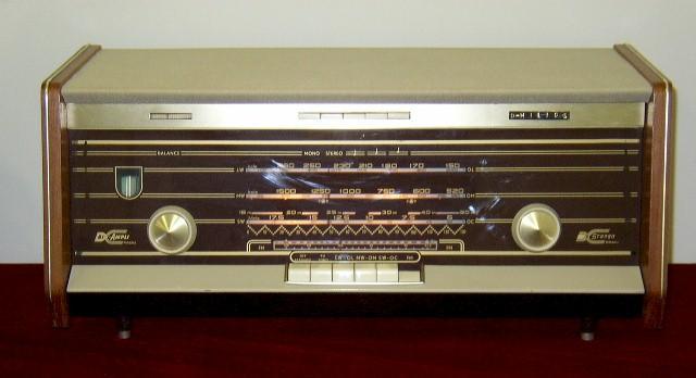 Philips B5X14A Bi-Ampli (1960/61)
