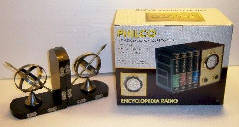 Philco Encyclopedia Radio
