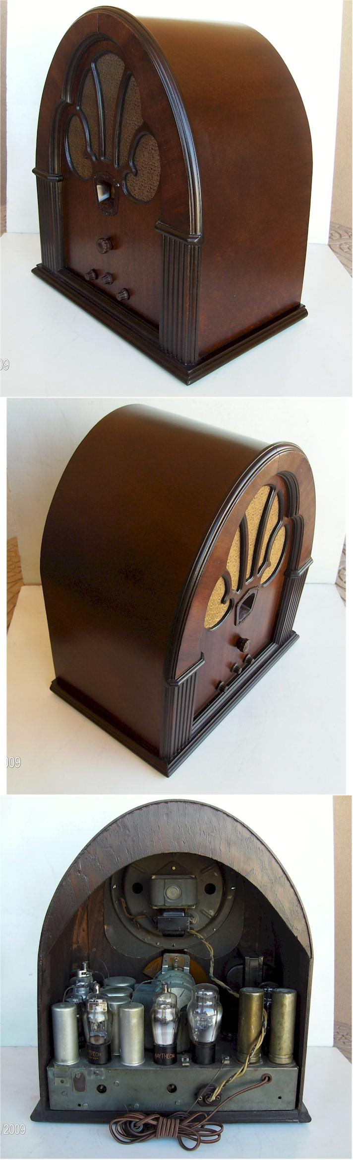 Philco 70 Cathedral