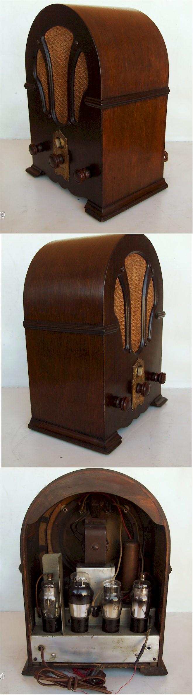 RCA Radioette R5 Cathedral (1931)