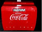 Coca-Cola Cooler Radio (1949)