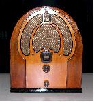 Philco 80B (80Jr) Cathedral (1933)