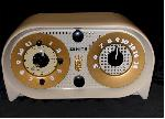 Zenith G516W Clock Radio (1951)