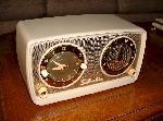 Silvertone 3026 Clock Radio