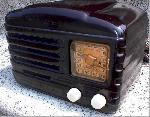 Arvin 524 Metal Radio
