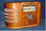 Silvertone 4669 w/Ingraham Cabinet (1937)