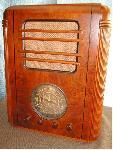 Sparton Radio 617 Tombstone (1937)