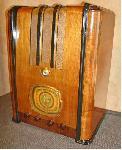 Sparton Radio 628 Tombstone (1938)