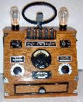 Spirit of St. Louis Wireless Valve Radio 541.837