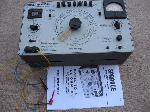 Sprague Tel-Ohmike Capacitor Analyzer and Resistance Bridge