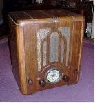Crosley 515 Mini Tombstone (1934)