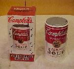 Campbell's Tomato Soup Transistor Radio