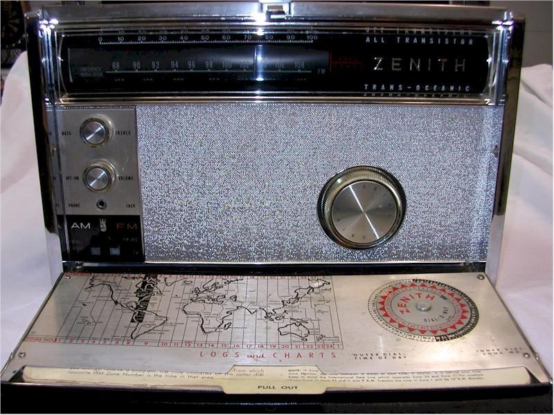 Zenith Royal 3000-1 Transoceanic (ca 1962)