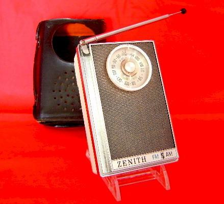 Zenith Royal 25 AM/FM (1966)