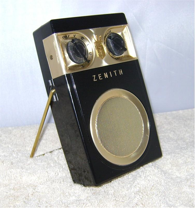Zenith Royal 500 Handwired (1956)