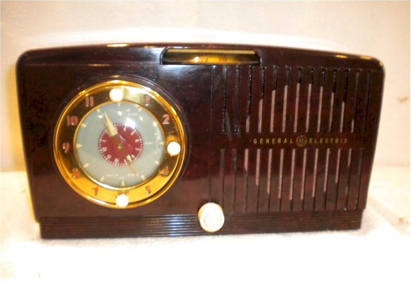 General Electric Alarm Clock Radio