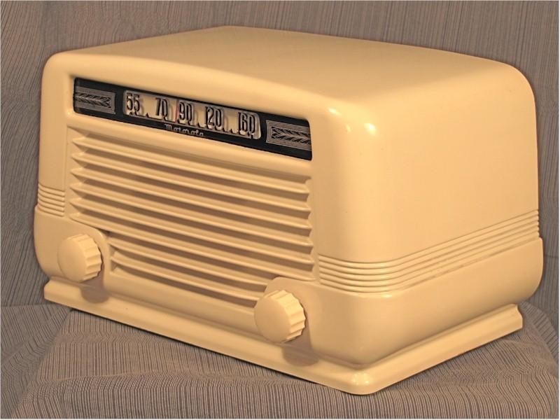 Motorola 55X12 (1946)