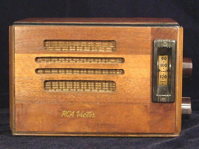 RCA Victor 9X6 (1939)