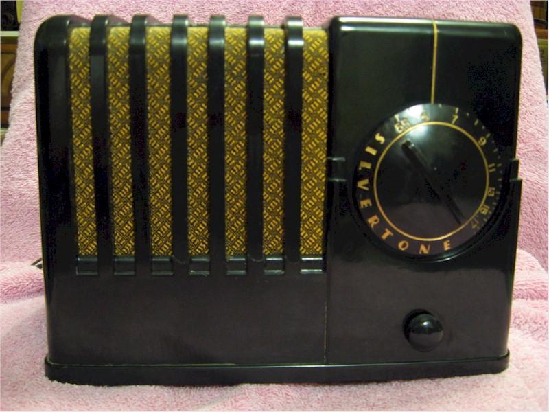 Silvertone 4500 (1938)