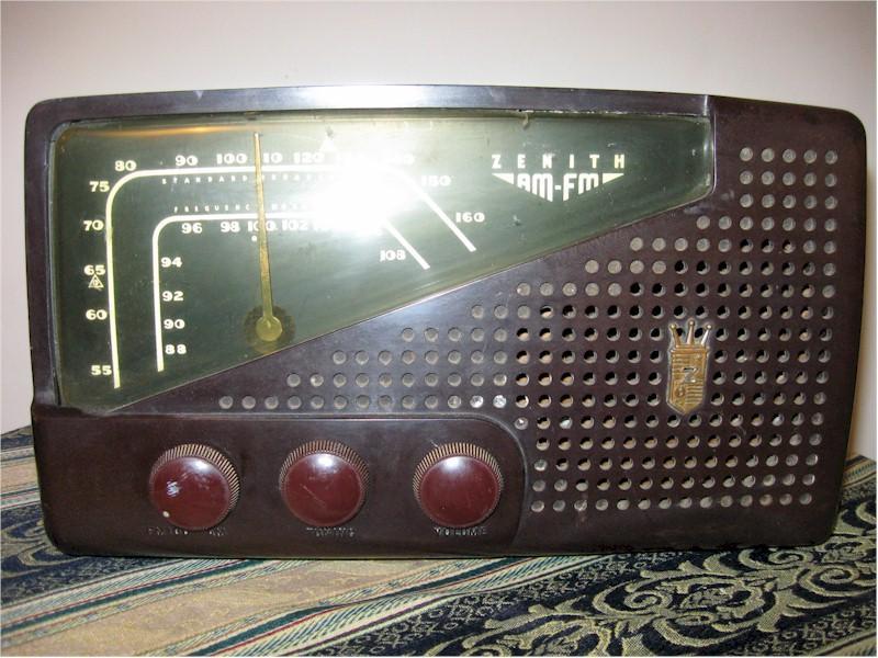 Zenith 922 (1950)