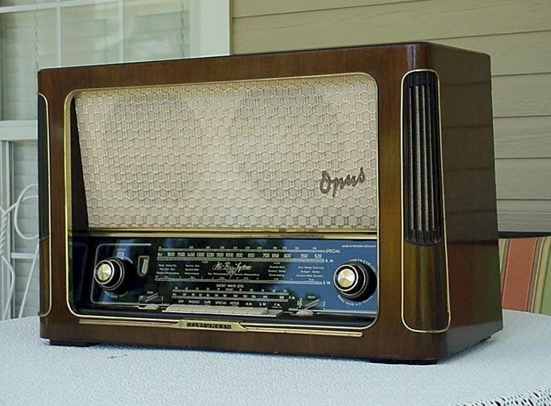 Telefunken Opus 6 (USA Version)