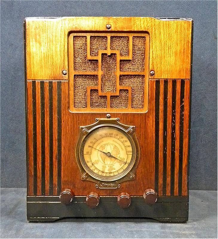 Simplex D8 Tombstone (1936)