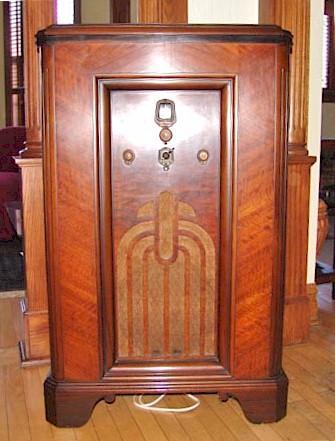 E.H. Scott Allwave 15 Console (1934)