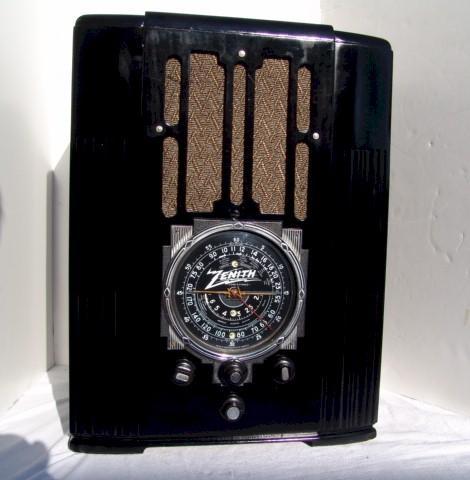 Zenith 9-S-30 Tombstone (1936)