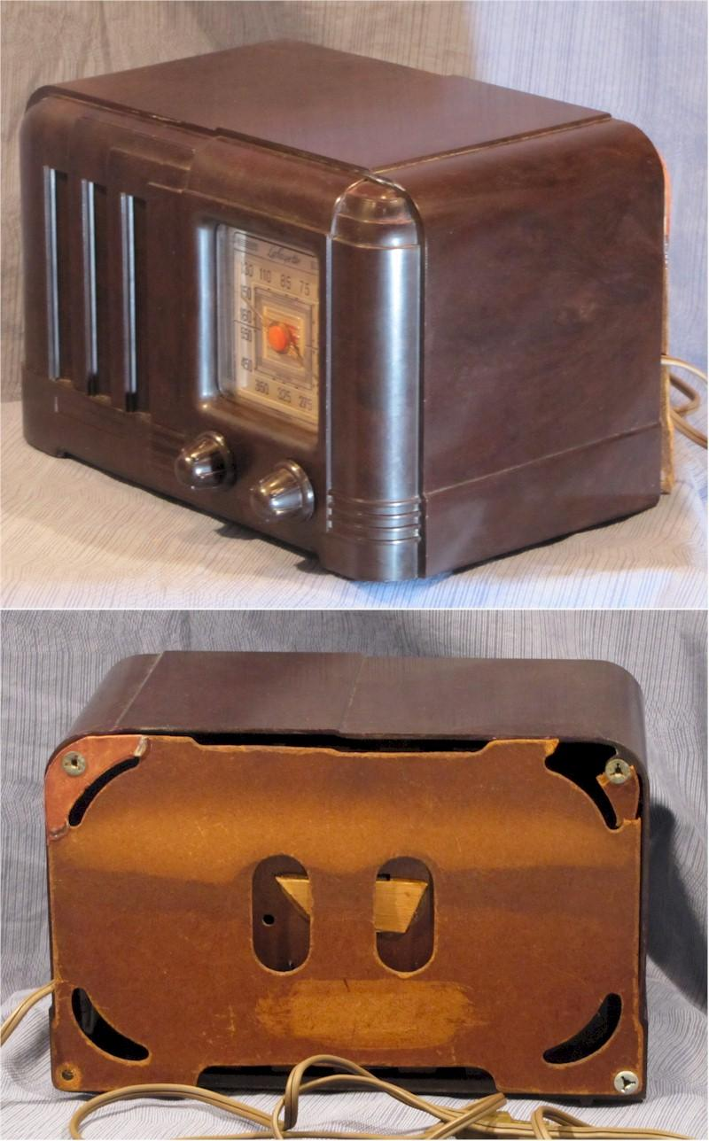 Lafayette Table Radio (1930s)