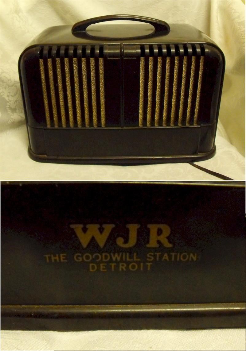 "Arvin 664 ""WJR Detroit Special Edition"" (1947)"