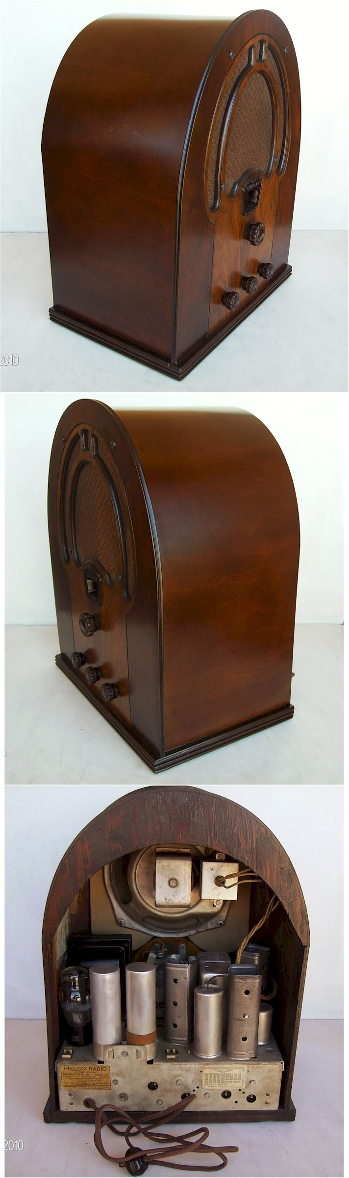 Philco 60 Cathedral (1934)