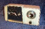 General Electric C-405 Clock Radio (1957)